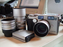 CONTAX G2 System